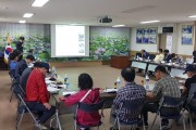 청도군, 화양읍 농촌중심지활성화사업 PM단 회의 개최